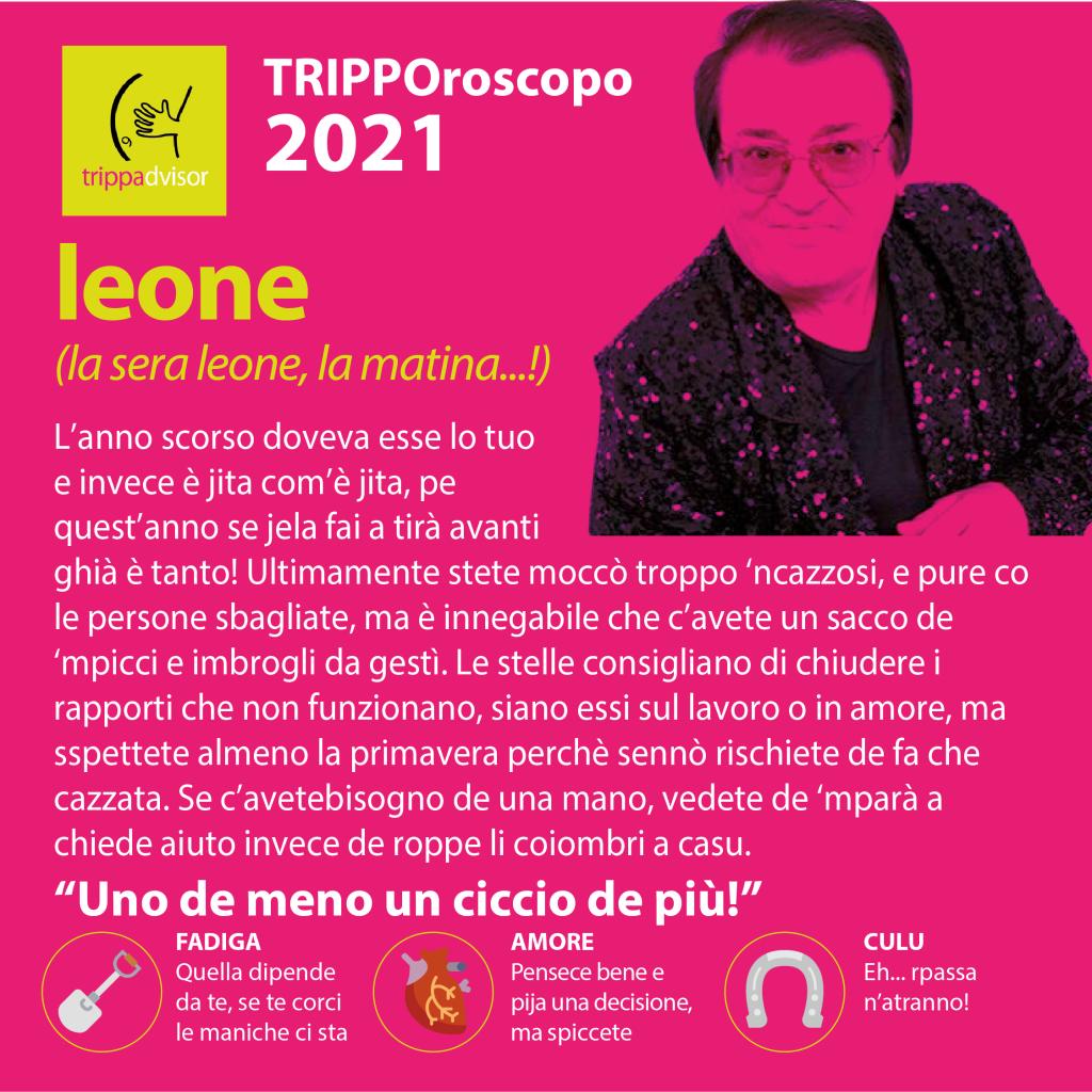 TRIPPOROSCOPO_2021_leone